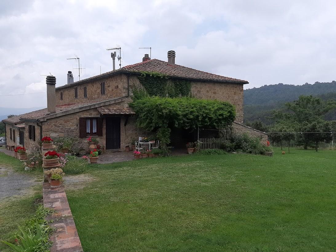 Appartamento in vendita a Montecatini Val di Cecina (PI)