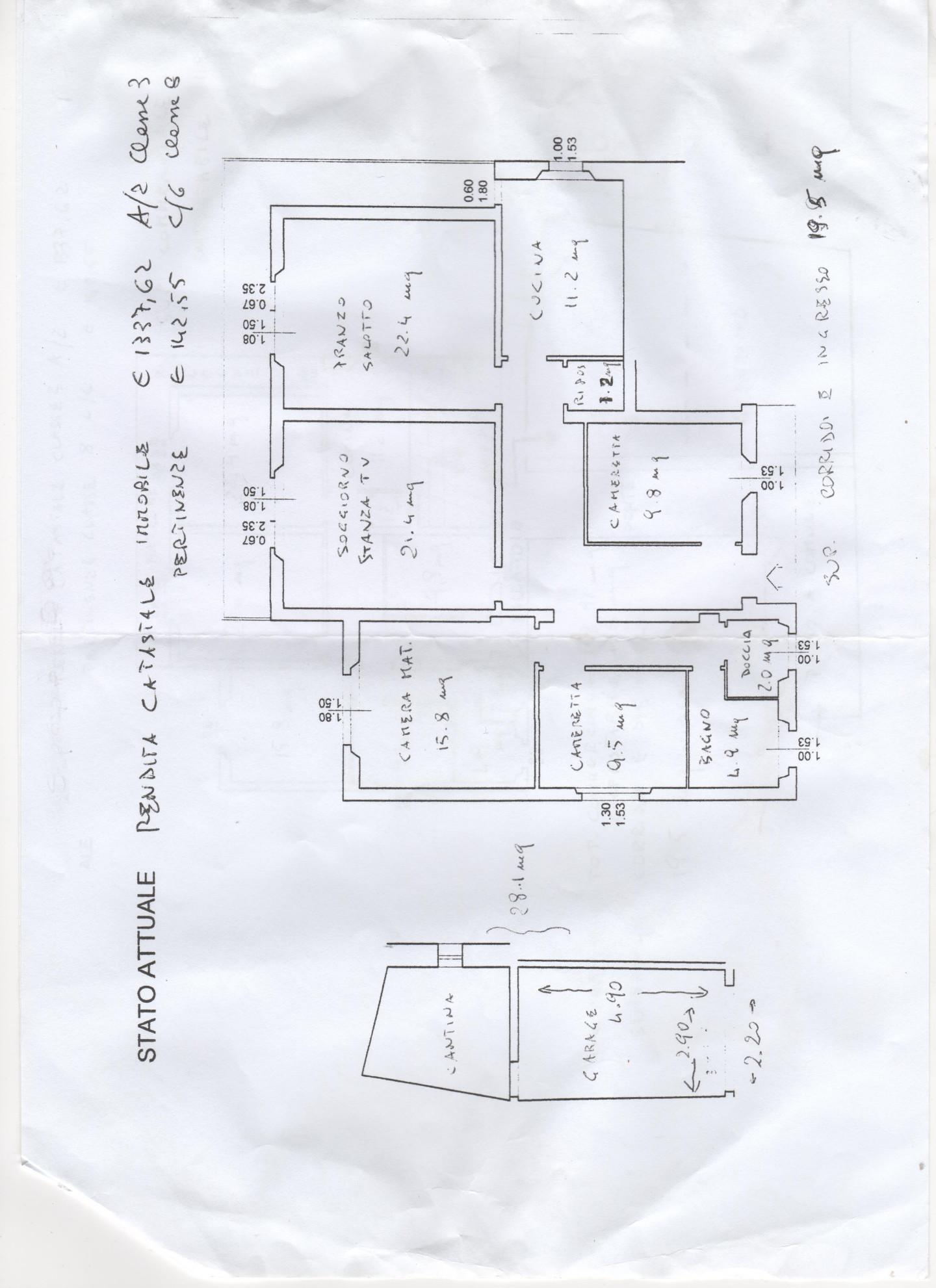 Appartamento in vendita - S. Prospero, Siena