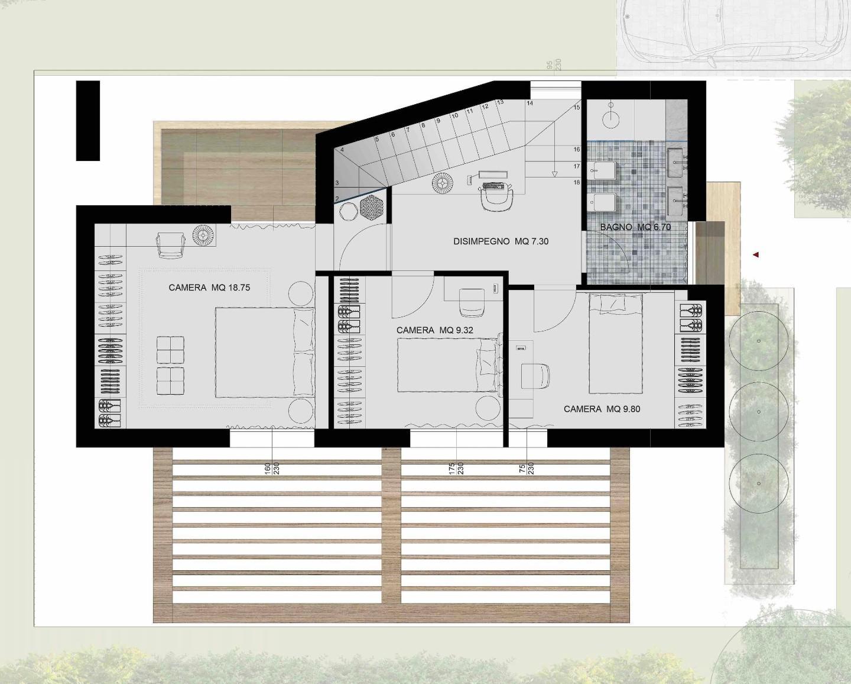 Casa singola in vendita, rif. Pardossi villa singola
