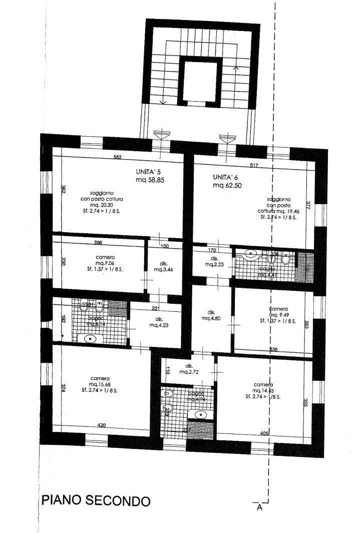 Appartamento in vendita, rif. 02190