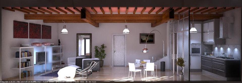 Appartamento in vendita a Calci, 3 locali, prezzo € 240.000 | PortaleAgenzieImmobiliari.it