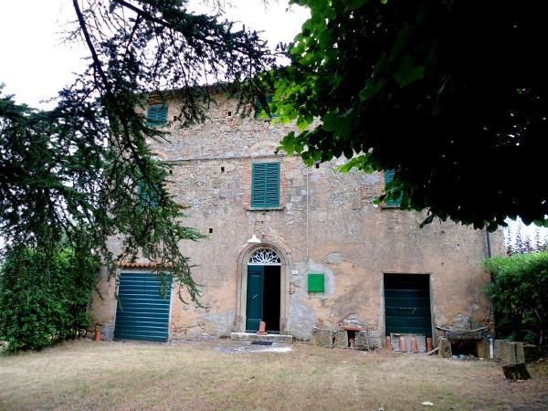 Stabile/Palazzo in vendita a Chianni (PI)