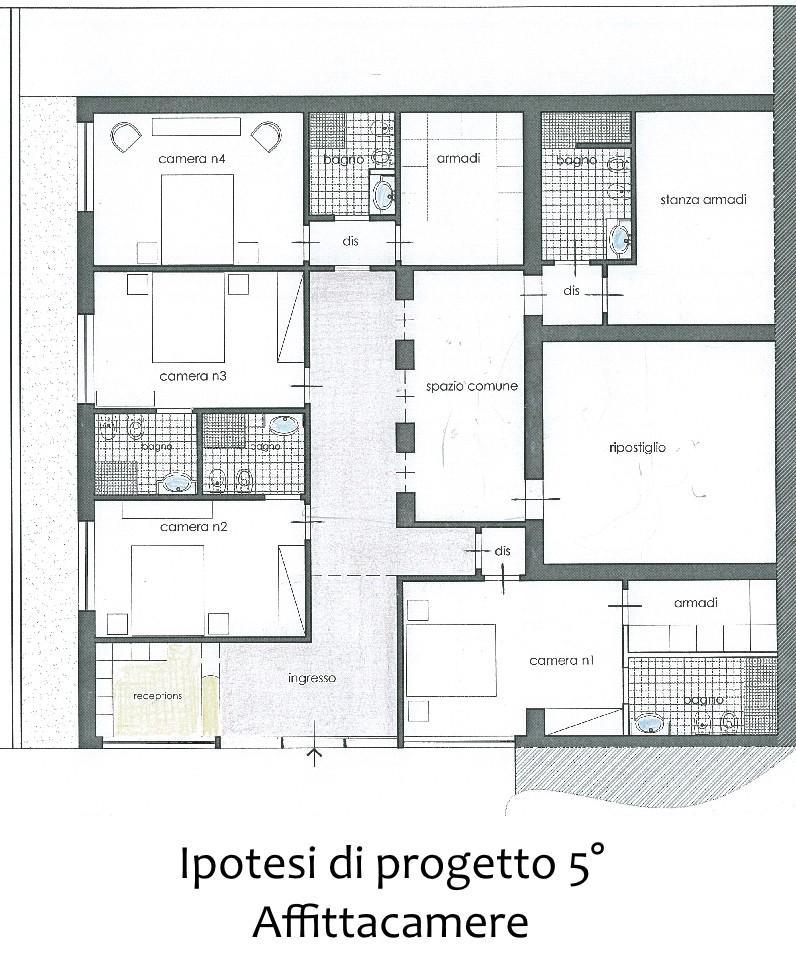 Appartamento in vendita, rif. 02225