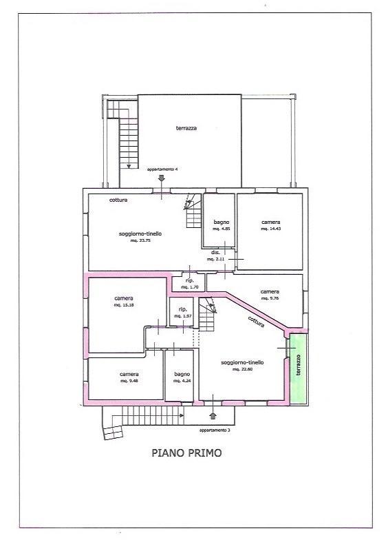 Appartamento in vendita, rif. 39/281