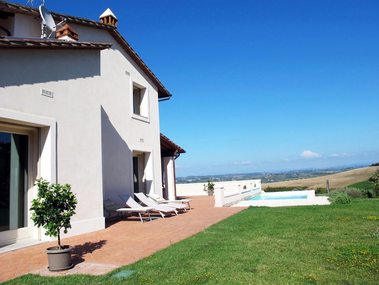Villa singola - San Miniato (3/36)