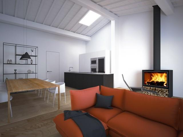 Three-family cottage for sale in Siena