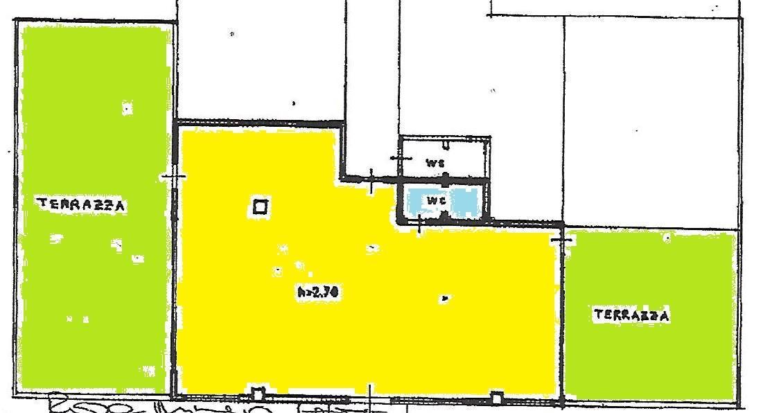 Ufficio / Studio in vendita a Carrara, 1 locali, prezzo € 150.000 | CambioCasa.it