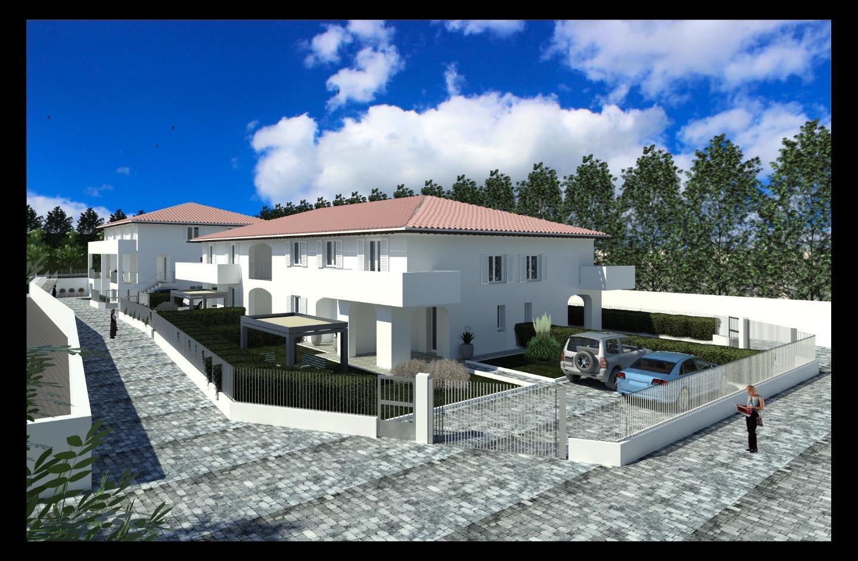 Terratetto in affitto a Lamporecchio (PT)
