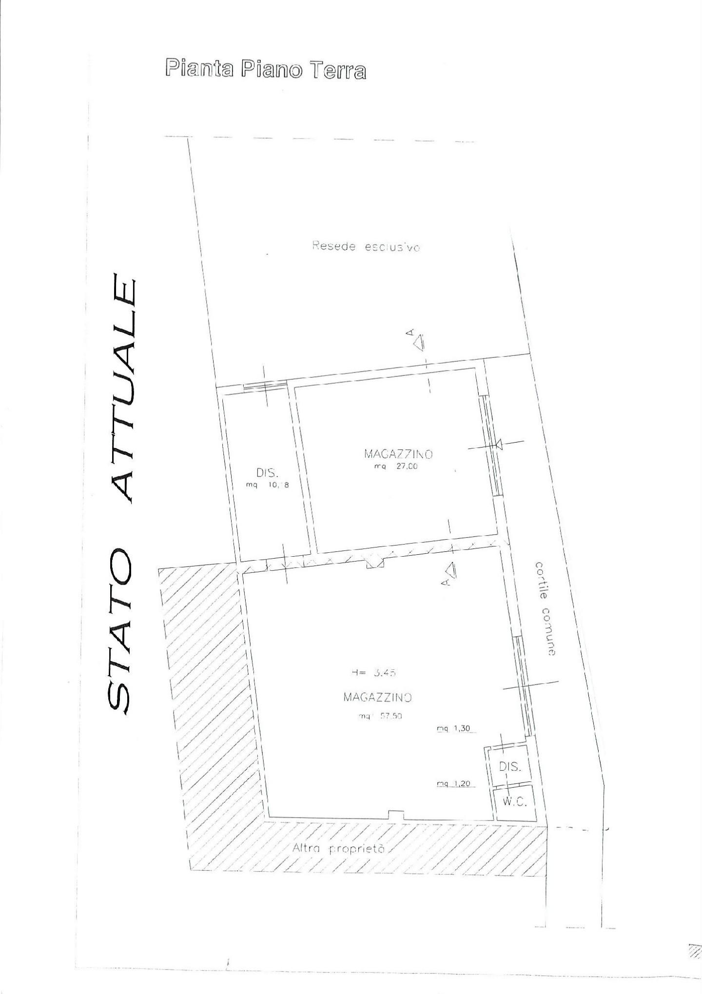 Locale comm.le/Fondo in affitto commerciale - San Miniato Basso, San Miniato