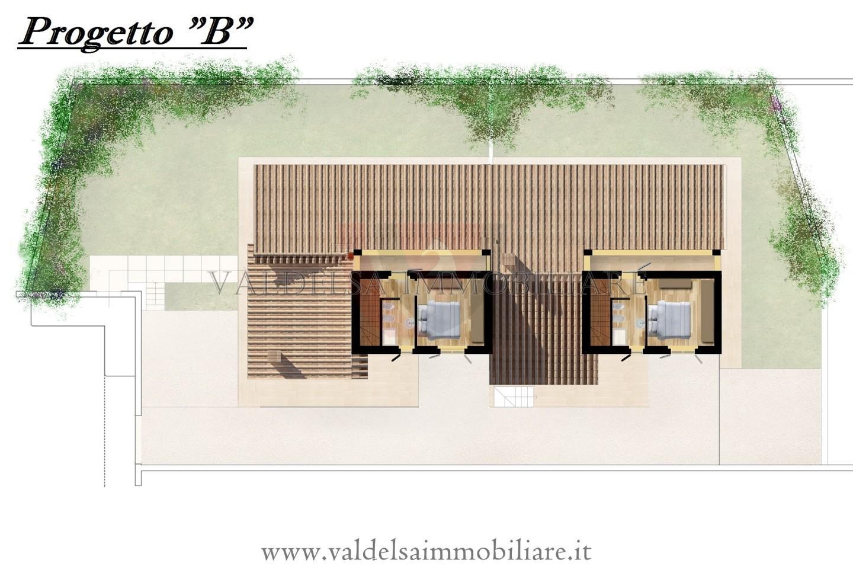 Villetta bifamiliare in vendita, rif. 578-e