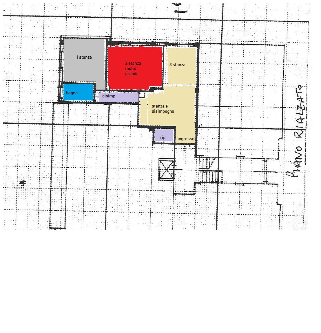 Ufficio in affitto commerciale a Carrara (MS)