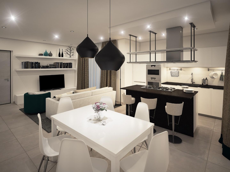 Appartamento in vendita a San Casciano in Val di Pesa, 4 locali, prezzo € 320.000   PortaleAgenzieImmobiliari.it