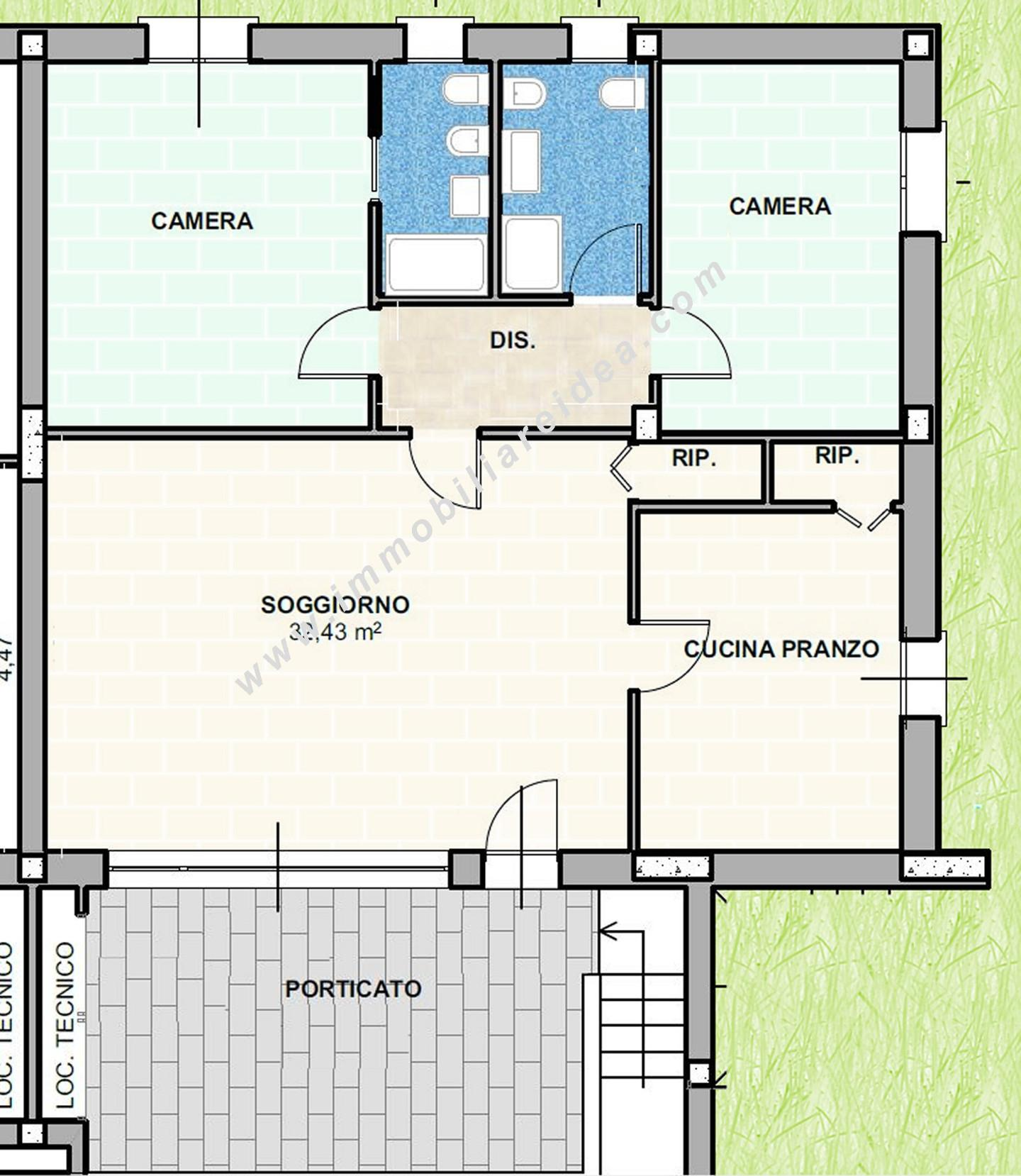 Casa semindipendente in vendita, rif. 991