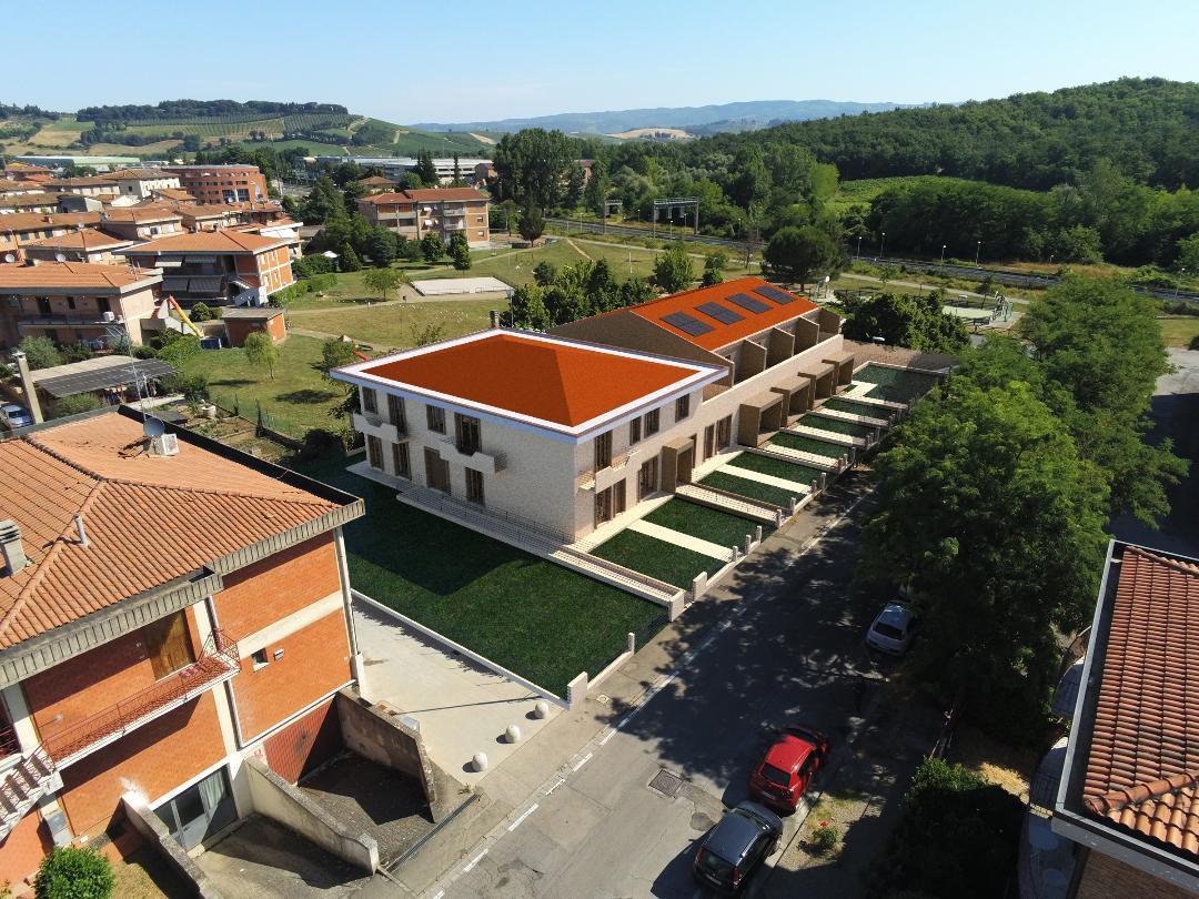Casa semindipendente in vendita a Monteriggioni (SI)