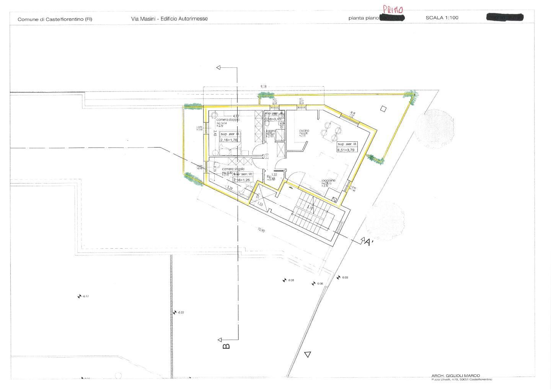 Appartamento in vendita a Castelfiorentino, 3 locali, prezzo € 190.000 | CambioCasa.it