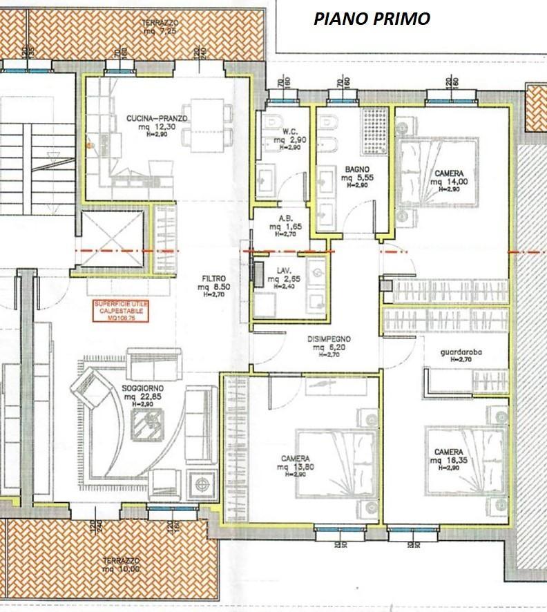 Appartamento in vendita, rif. 1/0559