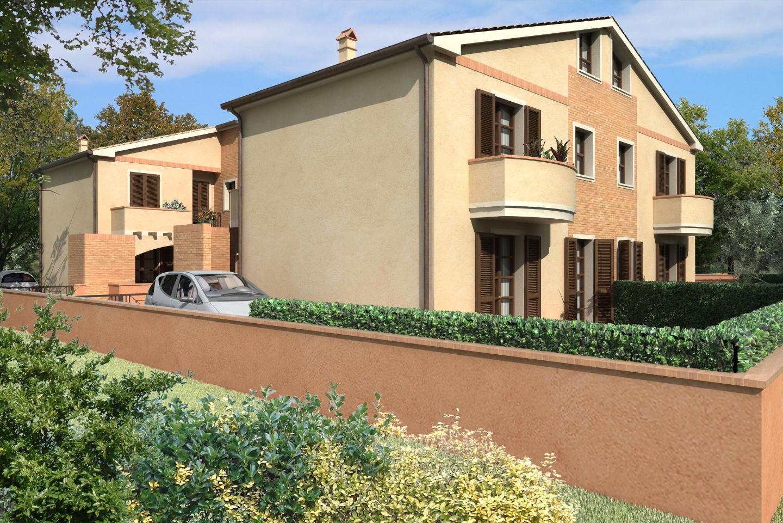 Villetta bifamiliare in vendita a Visignano, Cascina (PI)