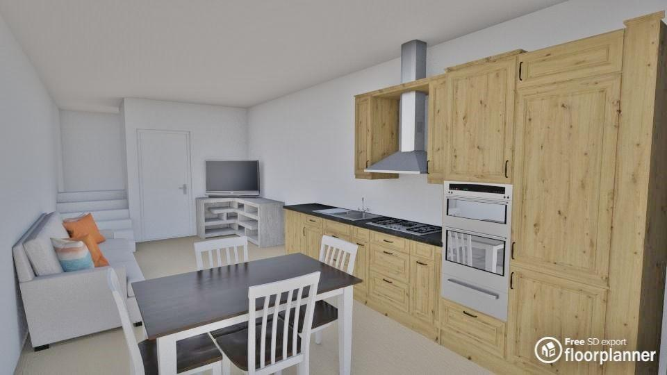 Townhouses for sale, ref. S252