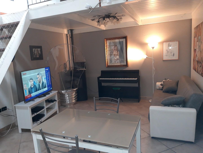 Mansarda in affitto residenziale - San Frediano A Settimo, Cascina