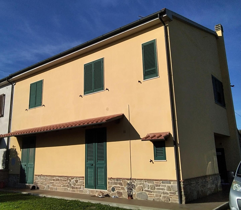 Portion of house in Campiglia Marittima