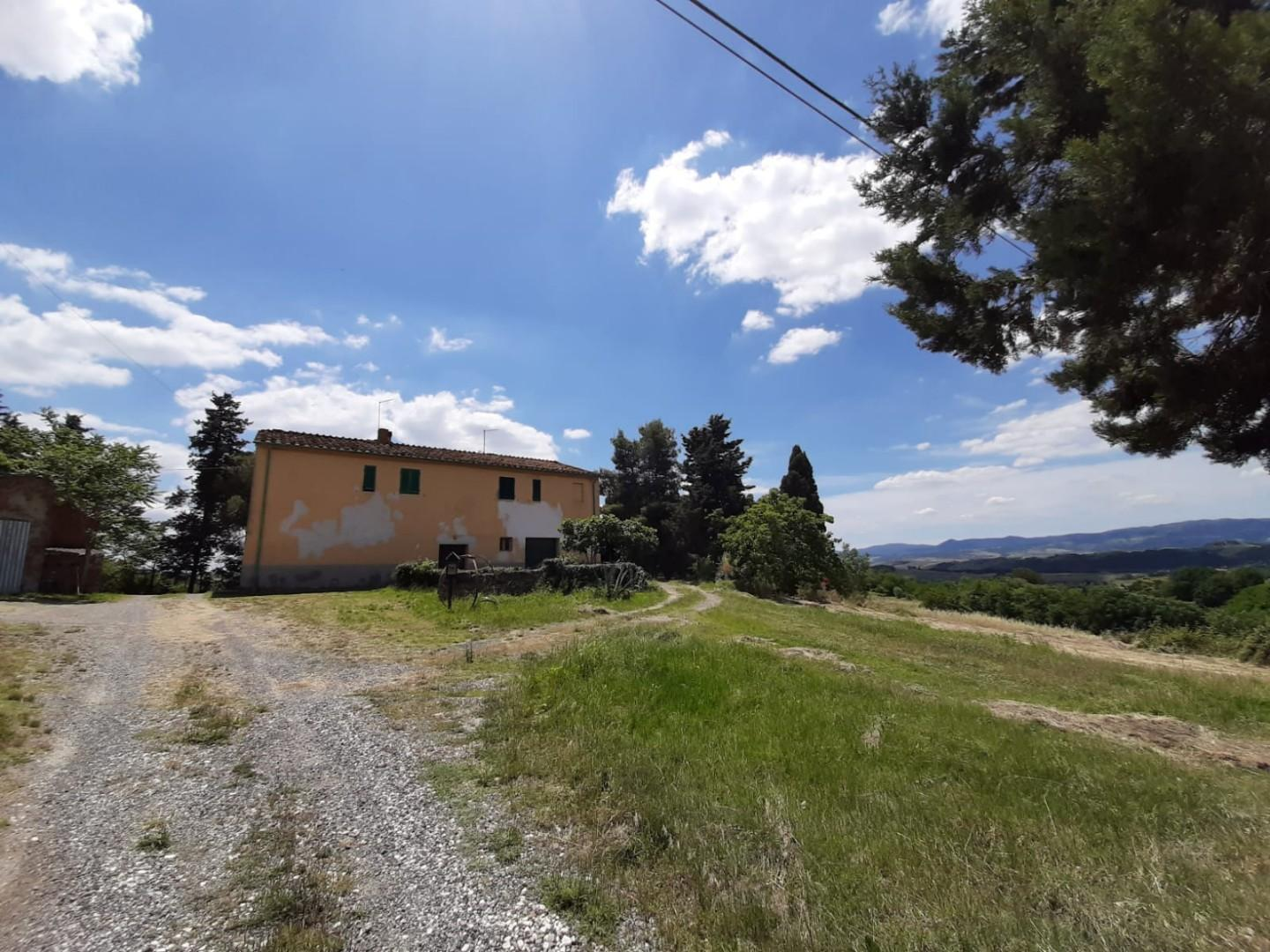 Portion of house for sale in Peccioli (PI)