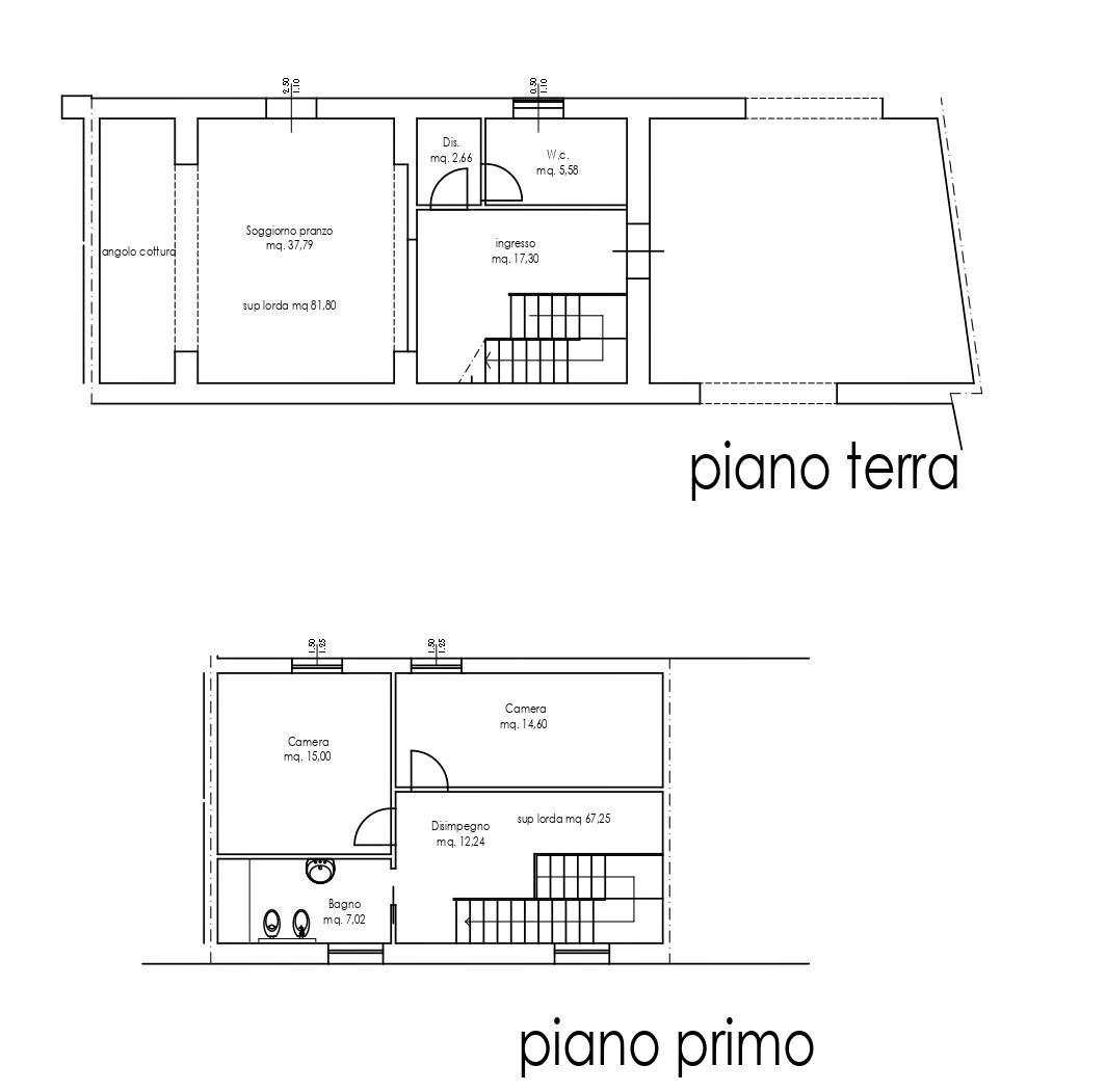 Terratetto in vendita, rif. AC6713