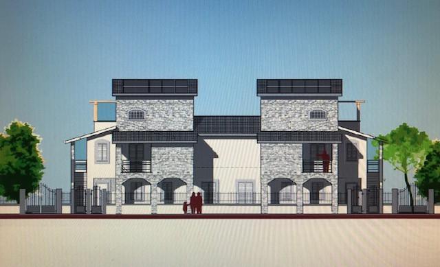 Villetta quadrifamiliare in vendita a Collesalvetti (LI)