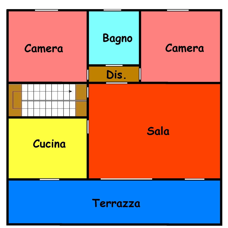 Appartamento in affitto, rif. L130A