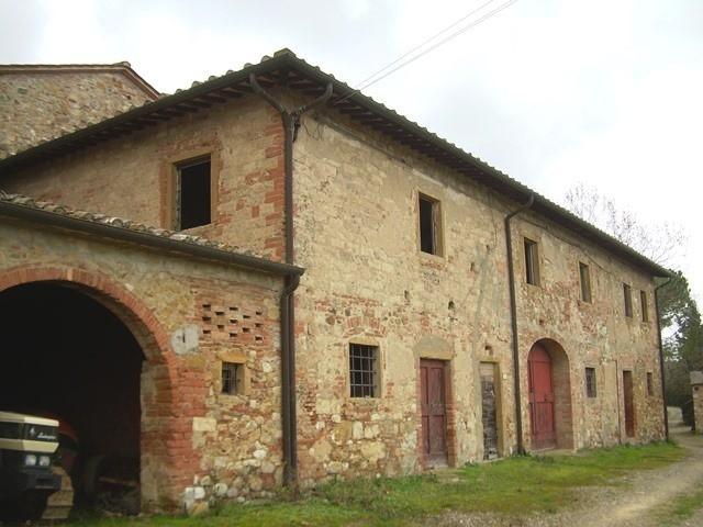 Azienda agricola in vendita a Gambassi Terme (FI)
