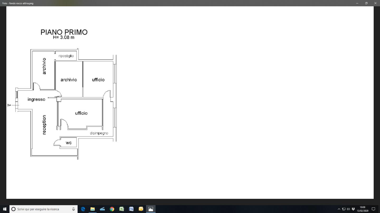 Ufficio / Studio in vendita a Ortonovo, 4 locali, prezzo € 120.000 | CambioCasa.it