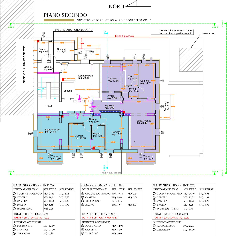Appartamento in vendita - Casine, Cecina