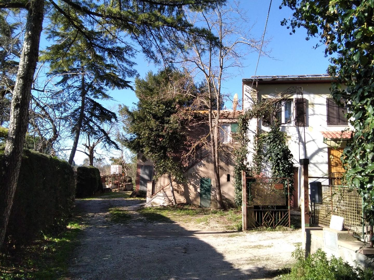 Portion of house in Suvereto