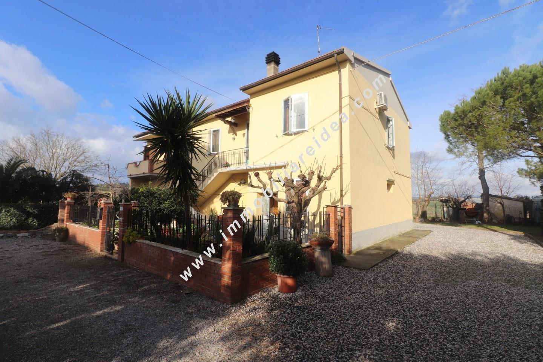 Porzione di casa in vendita a Castellina Marittima (PI)