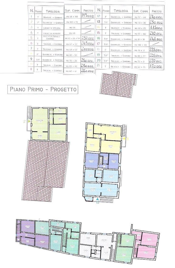 Appartamento in vendita, rif. 39/299
