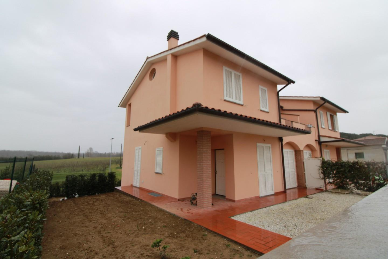 Villetta bifamiliare in vendita a Pontedera (PI)