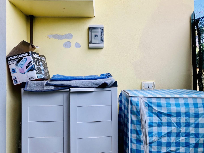 Resede uso lavanderia