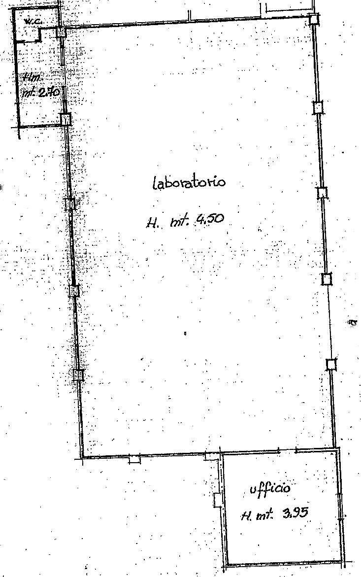 Capannone in affitto a Poggibonsi, 2 locali, prezzo € 850 | CambioCasa.it