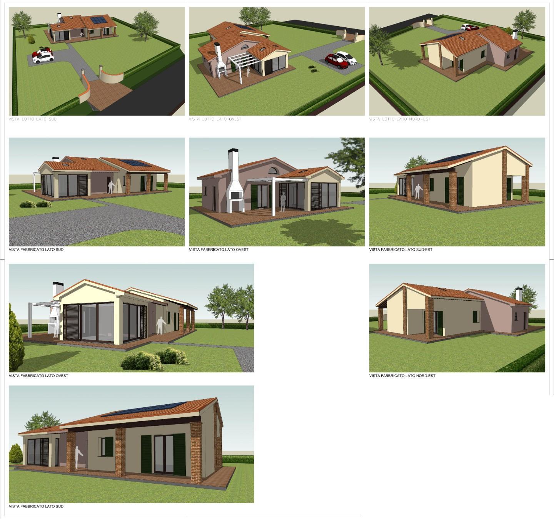 Terreno edif. residenziale in vendita a Collemezzano Alto, Cecina (LI)