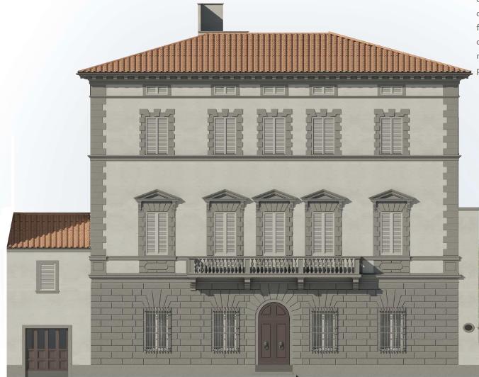 Terratetto in vendita, rif. N009-1
