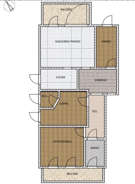 Appartamento in vendita, rif. OSM-181