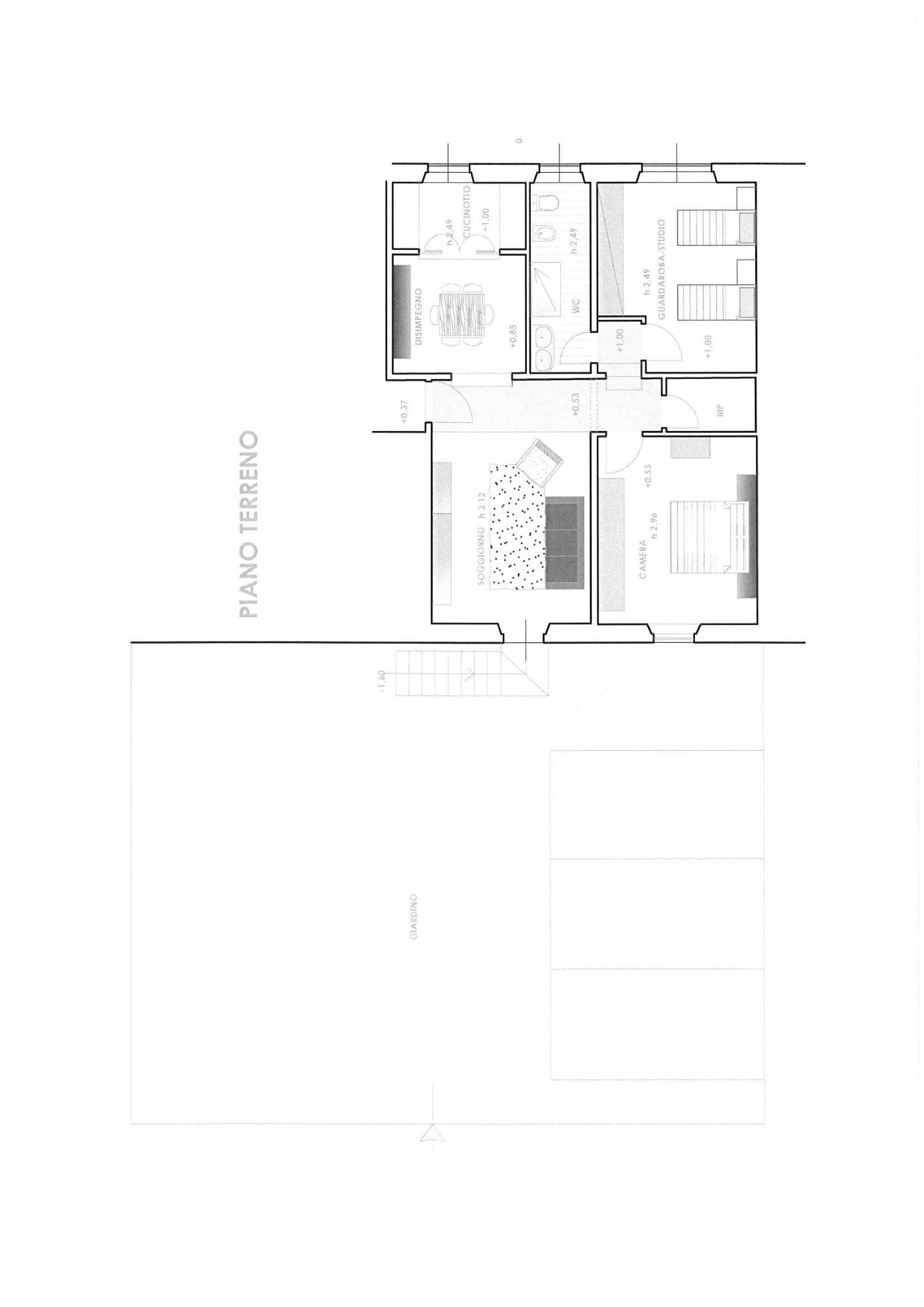 Appartamento in vendita, rif. SB352