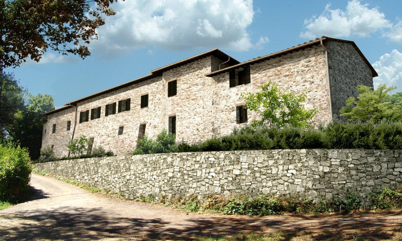 Colonica in vendita a Monteriggioni