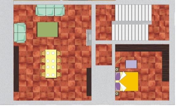 Appartamento in affitto a Fauglia, 3 locali, prezzo € 450 | CambioCasa.it