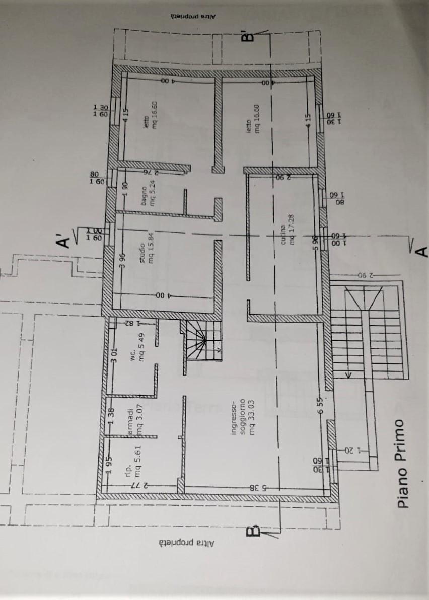 Porzione di casa in vendita a Calcinaia (PI)