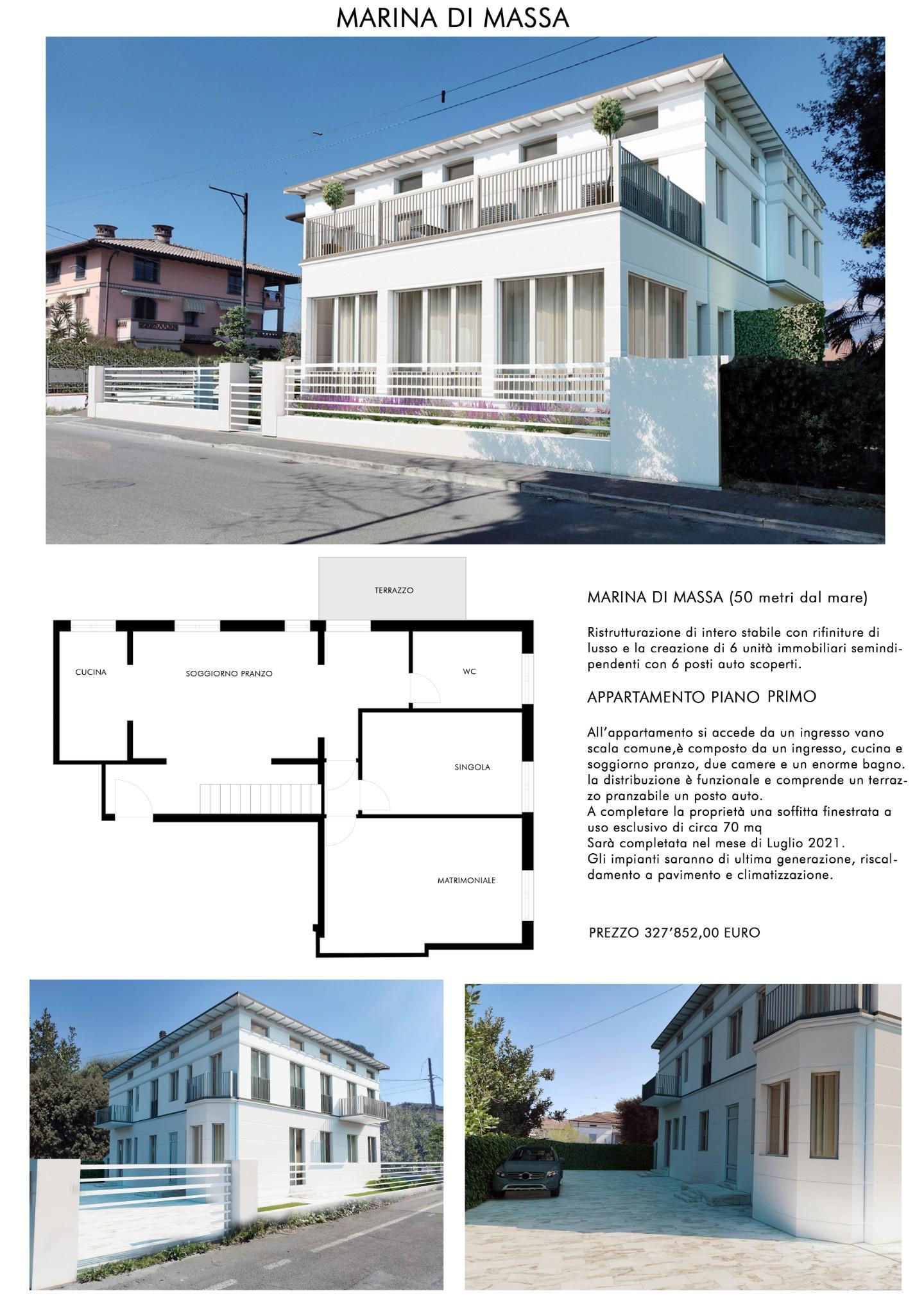 Appartamento in vendita, rif. A711