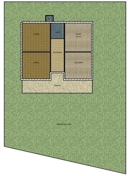 Casa singola in vendita, rif. SBS-110