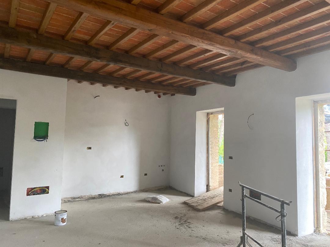 Porzione di casa in vendita a Monteriggioni