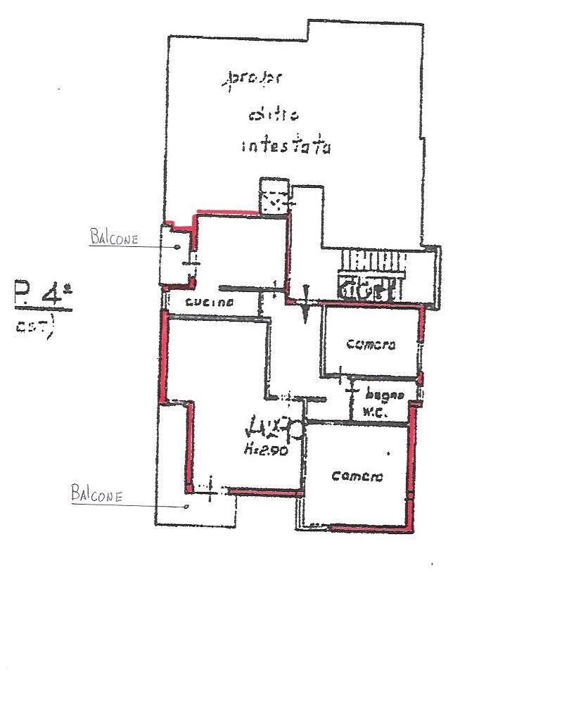 Appartamento in affitto, rif. a39/344