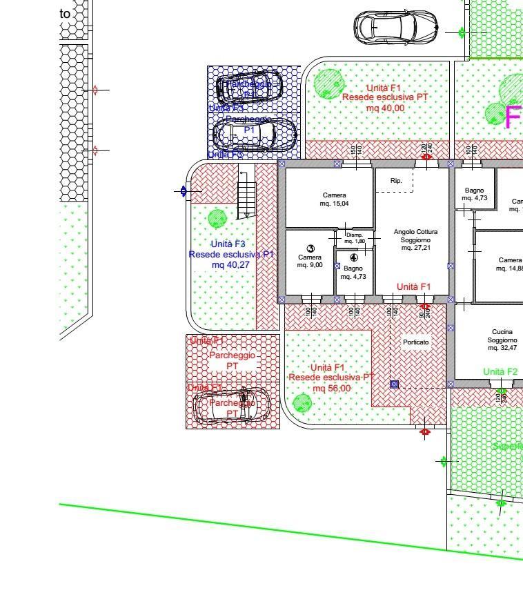 Appartamento in vendita, rif. 02323/2