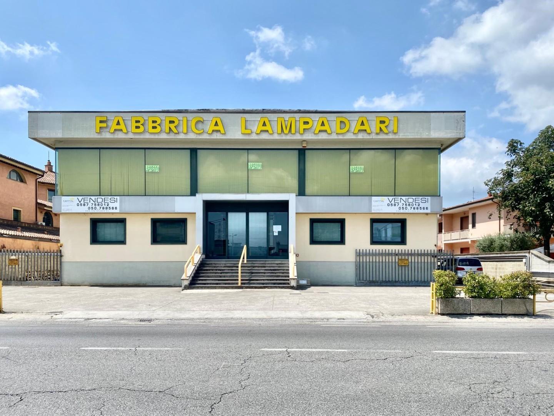 Capannone commerciale in vendita a Calcinaia (PI)